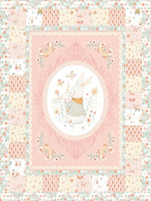 Bunny Tales Quilt (download)