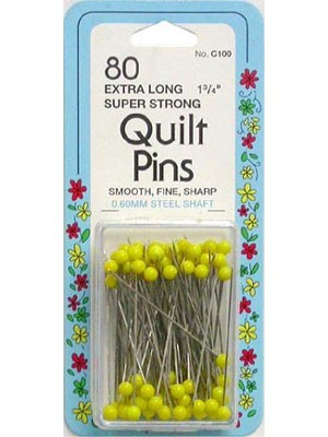 Collins 1 3/4 Plastichead Pins