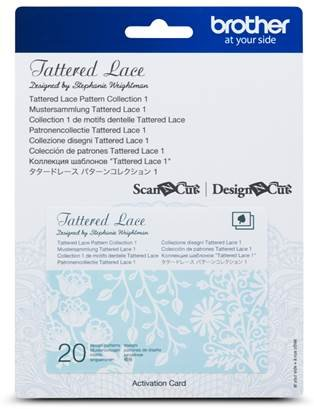 Tattered Lace Pattern Collection 1