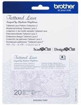 Tattered Lace Pattern Collection 2