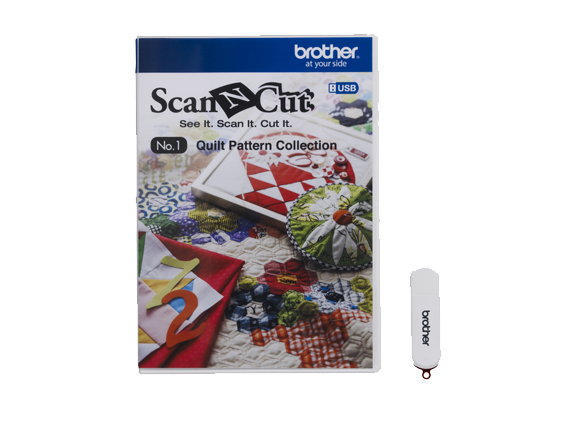 Brother Scan N Cut Quilt Patterns