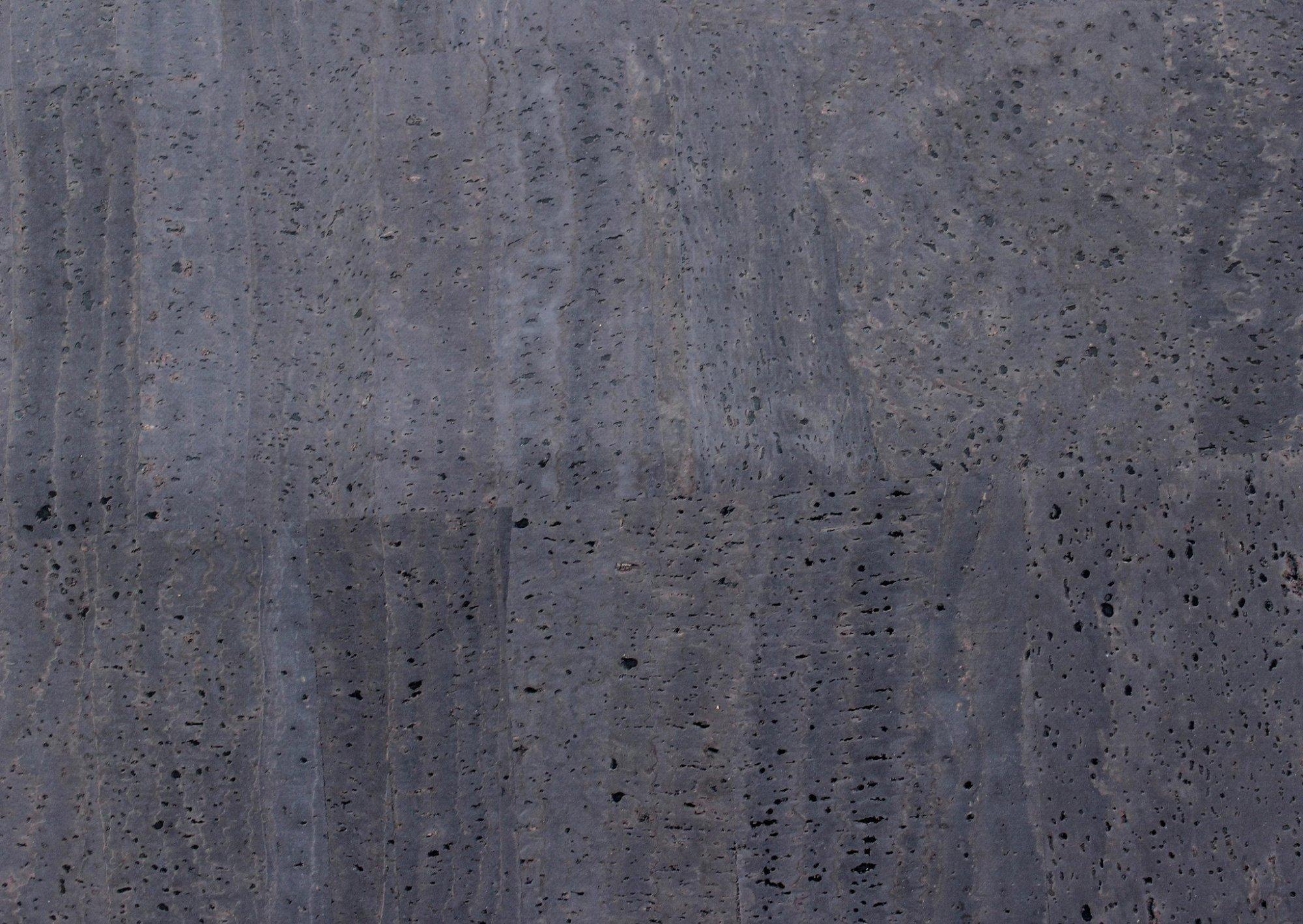 Charcoal Cork Fabric (36x36)