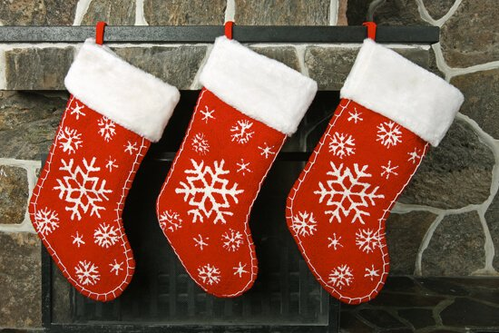 Charity Stocking Pattern (download)
