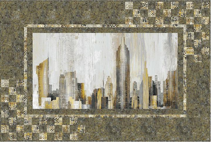 Artisan Spirit City Scene Sample