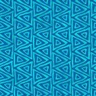 Product Image MYTHICAL JUNGLE BY LAUREL BURCH DK AQUA GEO