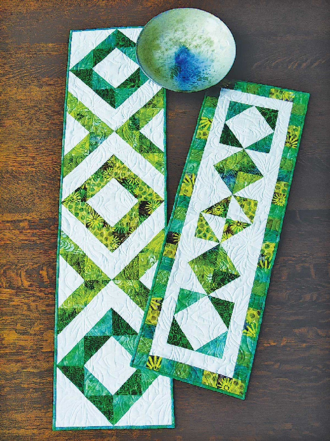 Fraternal Twins Table Runners