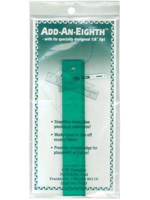 Add an Eighth Ruler .25 Lip Green