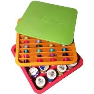 Clearsnap Noble Notions Sew & Stack Combo Kit (Includes 1 Bobbin Tray 1 Thread Tray & 1 Lid)