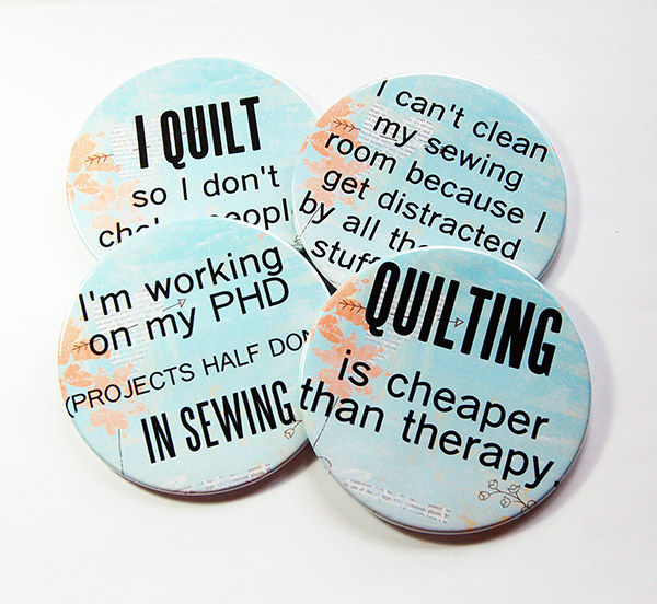 Coasters - Quilting