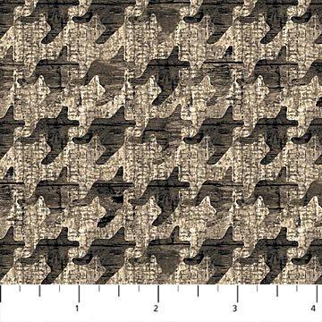 Haberdashery Grey Checker