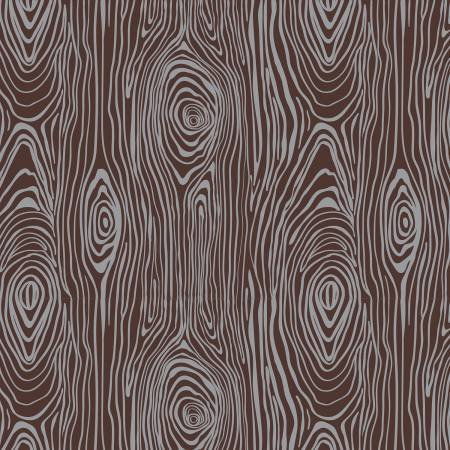 Knock Wood Brown In Flannel