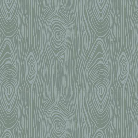 Knock Wood Gray In Flannel