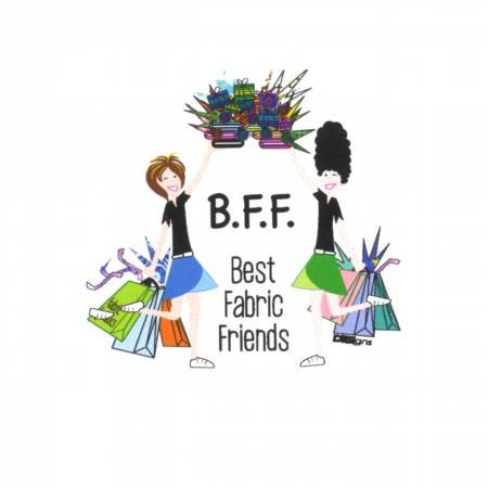 Best Fabric Friends 15oz Mug