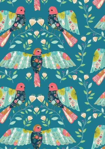 Dashwood Studio - Flok - FLOK1308 Birds