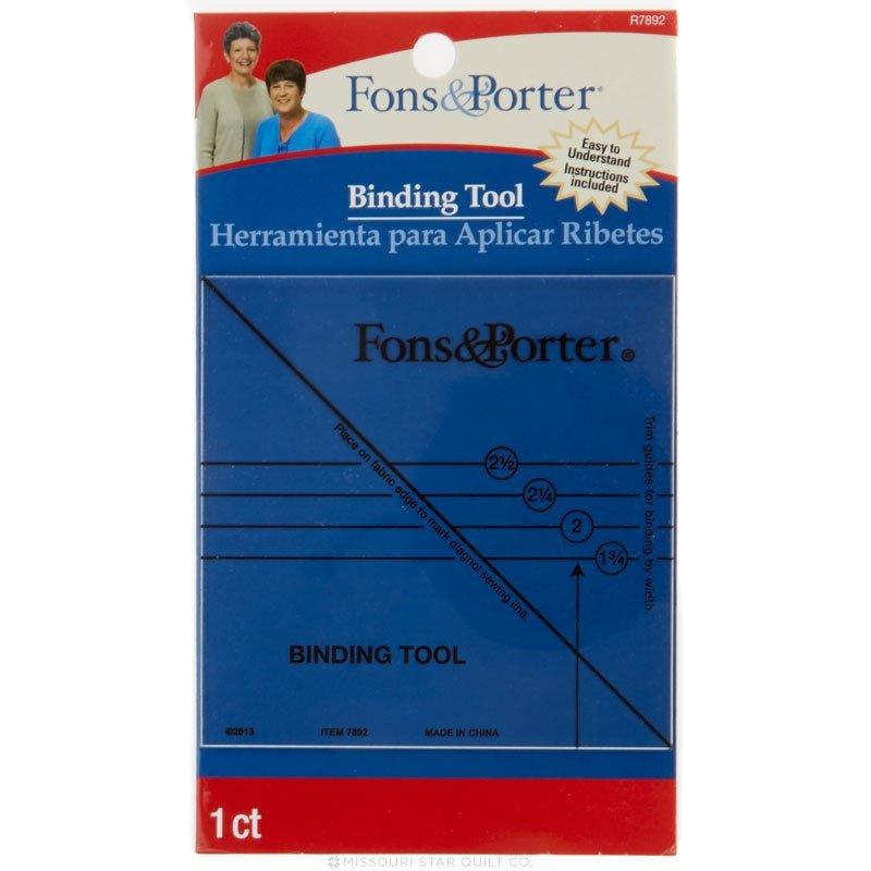 Binding Tool