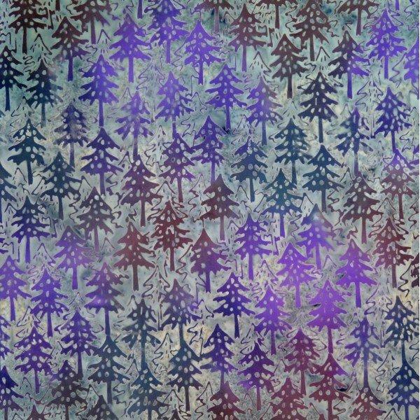 Fairytale Batik - Flourite
