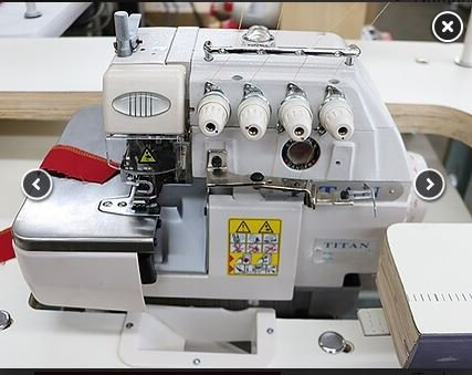 Titan TN-747D  4 thread serger (overlock)