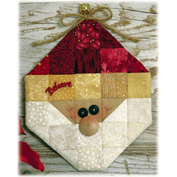 Creative Believe Santa Candle Mat Kit