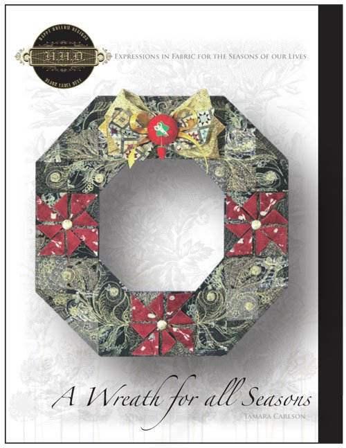 A WREATH FOR ALL SEASONS PATTERN BOOK