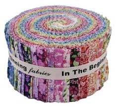 Garden Delights II Jelly Roll 36pc