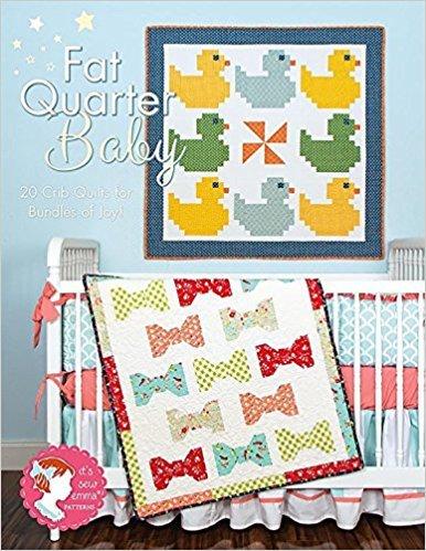Books Fat Quarter Baby