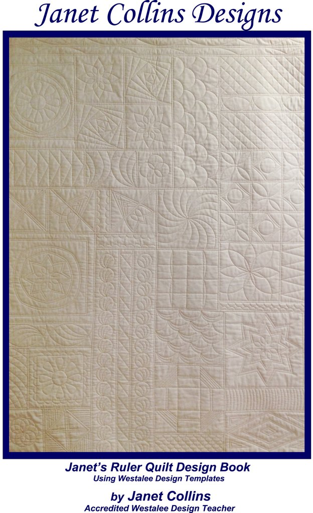 Janet's Ruler Quilt Design Book