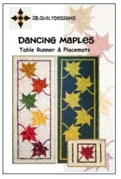 Dancing Maples JB Quilt Designs