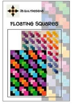 Floating Squares JB Quilt Designs