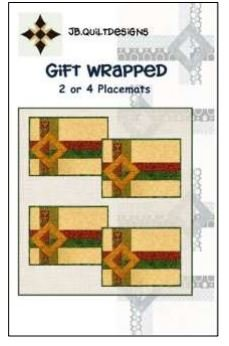 Gift Wrapped JB Quilt Designs