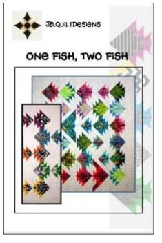One Fish Two Fish JB Quilt Designs