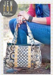 Basketweave Bag