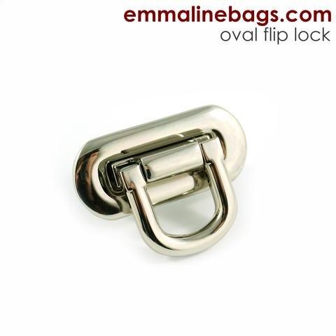 Emmaline Large Flip Lock