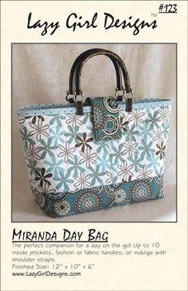 Lazy Girl Miranda Day Bag