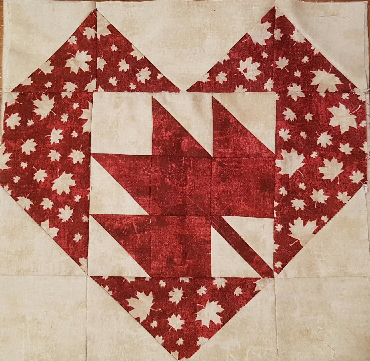 Love Canada Block Party Pattern