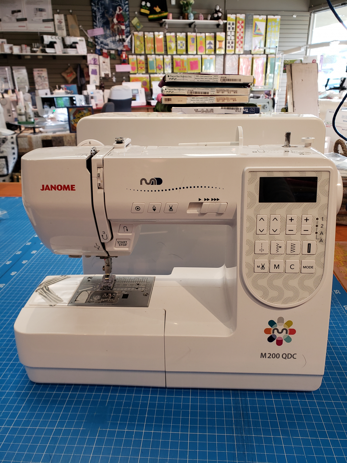 Janome M200 QDC (Trade In)