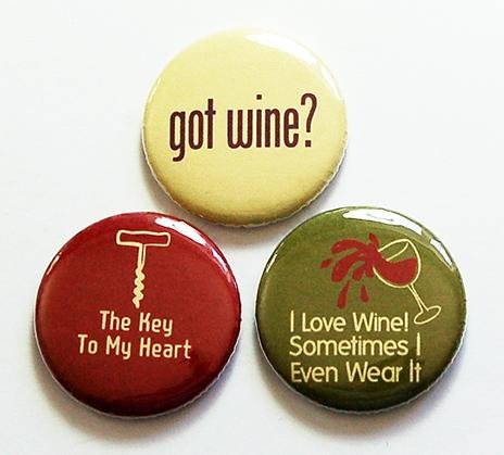 Magnets - Wine Lover (3)