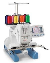 Janome MB4 Embroidery Machine (trade In)