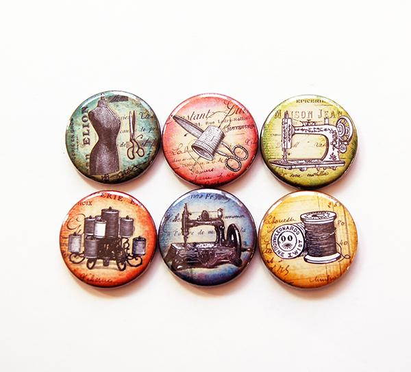 Magnets - Vintage (6)