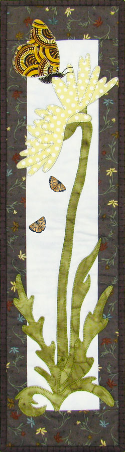 Patch Abilities MM606 Bloomin' Butterfly Pattern with Buttons & Water Can Hanger