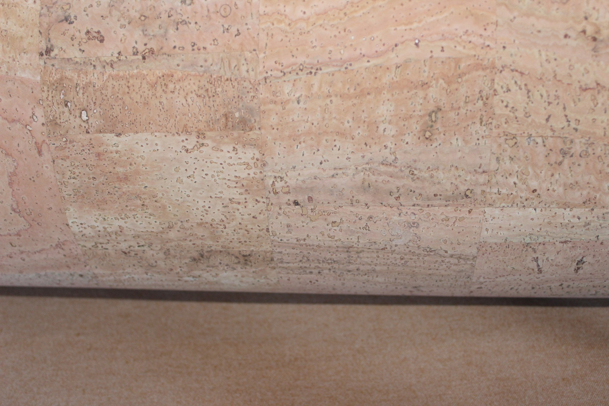 Natural Cork Fabric (18x18)