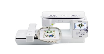 Brother NQ1600E Embroidery Only Machine