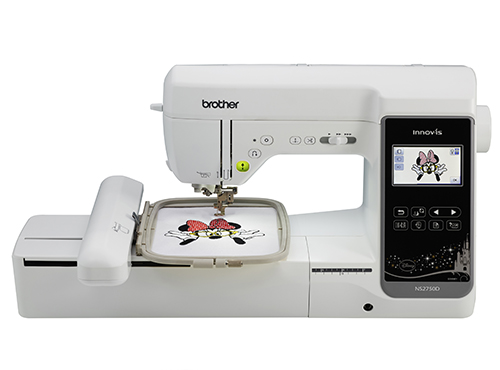Brother NS2750D Sewing Embroidery Machine