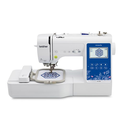 Brother NV180 Sewing Quilting and Embroidery Machine