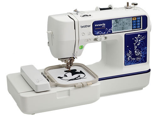 Brother NV990D Sewing Embroidery Machine