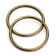 2 Brass O ring