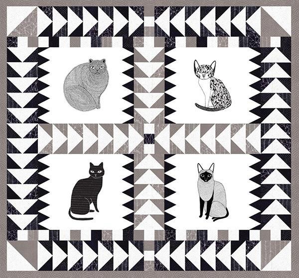 Gingeber Catnip Pattern