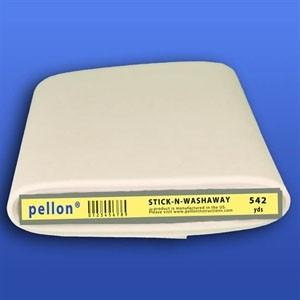 Pellon Stick N Washaway Stabilizer