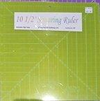 Glow Edge Acrylic Squaring Ruler 10 1/2 inch