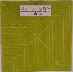 Glow Edge Acrylic Squaring Ruler 12 1/2 inch