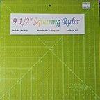 Glow Edge Acrylic Squaring Ruler 9 1/2 inch